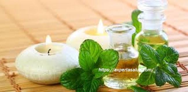 Cómo hacer aceite esencial de menta en casa